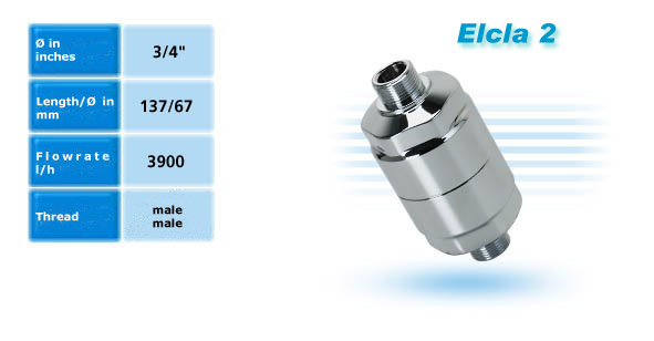 Elcla magnetic scale preventer